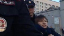 У Путіна нарешті дали коментар щодо скандального затримання хлопчика в Москві