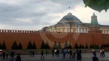 От страшного урагана пострадал даже Кремль: появилось видео