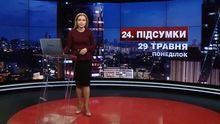 Итоговый выпуск новостей за 21:00: Обыски СБУ в