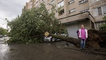 Смертоносний ураган у Москві: жителі столиці РФ забули про найголовніше
