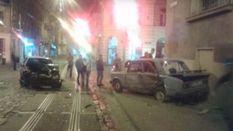 Ночная авария в центре Львова: семь человек в больнице