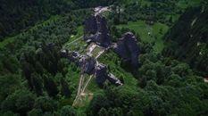 Неприступна Тустань – фортеця, яку варто побачити