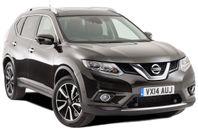 Nissan X-Trail new: тест-драйв якісного паркетника з чудовим дизайном