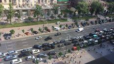 Де сьогодні у Києві перекриватимуть вулиці для руху транспорту
