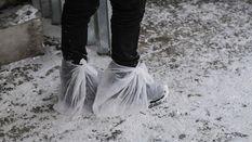 Жертвами сильных морозов в Европе стали более 70 человек