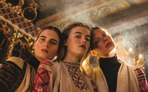 Модная Маланка: опубликовали эффектную фэшн-фотосессию в украинском стиле