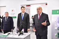 В Ужгороде открылся первый сервисный центр МВД