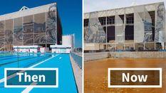 Руины разрушенной мечты: как выглядит Рио-де-Жанейро через полгода после Олимпиады