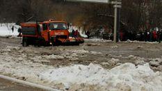 Через масштабну аварію центр Вінниці затопило: опублікували фото