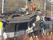 В Люксембурге столкнулись два поезда: опубликованы фото