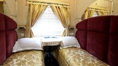 "Пшонка отдыхает: ""Укрзализныця"" показала элитные VIP-вагоны"