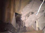 Опубликовали фото последствий вечернего обстрела Авдеевки