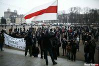 """""""Марш розлючених білорусів"""": чому відбувся і як пройшов масштабний мітинг в Мінську"""