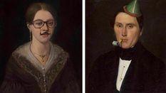 Художник умело дорисовывает современные элементы на старых картинах: интересные фото