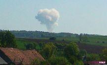 Сильный взрыв прогремел на пороховом заводе в Польше: есть пострадавшие