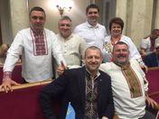 Какие вышиванки надели народные депутаты: фото из Рады