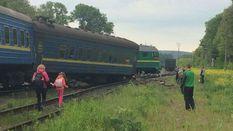 Укрзалізниця назвала винних у резонансній аварії потягів на Хмельниччині
