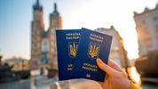 Скільки українців отримали тимчасові дозволи на проживання в Євросоюзі