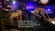 У Києві перекинулась швидка: є загиблі та постраждалі