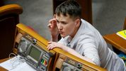 Савченко розповіла про амбіції Путіна