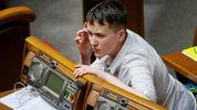 Савченко рассказала об амбициях Путина