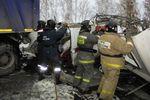Автобус із дітьми потрапив у ДТП в Росії: є жертви