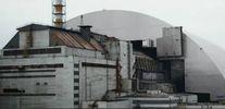 Як будувалась арка над 4 енергоблоком в Чорнобилі