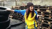 Украинская чемпионка по гимнастике жестко обратилась к Путину
