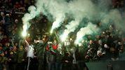 Бійка футбольних фанатів: чим загрожують Києву масштабні сутички на стадіоні