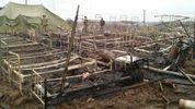 На Житомирщине горел военный полигон