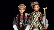 ONUKA, Шуров и Роговцева примеряли аутентичный украинский наряд
