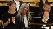 Вместо Боба Дилана на вручении Нобеля спела 70-летняя американская певица