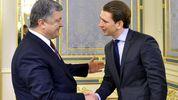 Поліцейська місія і стосунки з Росією: про що говорив Порошенко з главою ОБСЄ