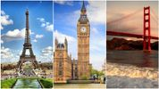 Самые популярные места на планете: Instagram составил собственный список