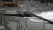 Опубликовали красноречивые фото разрушенной набережной в оккупированном Крыму