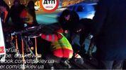 У Києві п'яного пішохода збили одразу дві машини