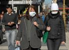 Медична маска не рятує від грипу