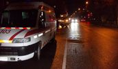 Страшная смерть в Киеве: несколько авто 50 метров тянули пешехода по асфальту