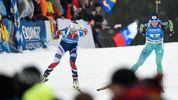 Кубок світу з біатлону. Українки знову втратили медалі в естафеті