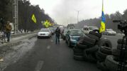 Блокування в'їздів у Київ: яка ситуація на під'їздах до столиці