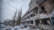 Фильмы ужасов прячутся: как сейчас выглядят руины Донецкого аэропорта