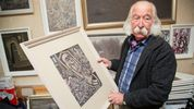 У известного украинского художника украли более сотни картин: появились интересные детали
