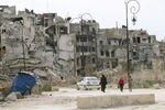 Россия хочет, чтобы разрушенную ею Сирию восстановили мировые державы