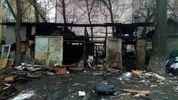 Жуткий пожар в Киеве: двое человек сгорели заживо