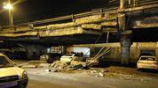 Обвал Шулявского моста. Киев парализовали серьезные пробки