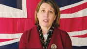 Посол Британії  долучилась до флешмобу на підтримку ветеранів АТО