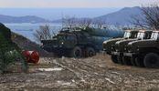 Сімферополем пройшла колона військової техніки: опублікували відео