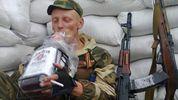 Российские военные устроили массовую пьянку в аннексированном Крыму