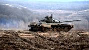 Унікальні тренування українських танків у горах – ефектне відео