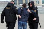 Через протести у Мінську затримали ще одного українця